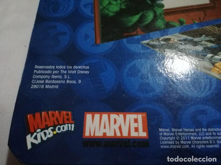 Puzzles: marvel-heroes-libro puzzle-completo - Foto 9 - 128495903