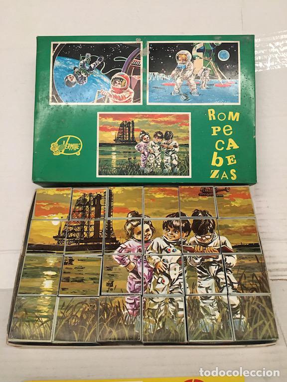 ROMPECABEZAS DE VERMIHE AÑOS 70 (Juguetes - Juegos - Puzles)