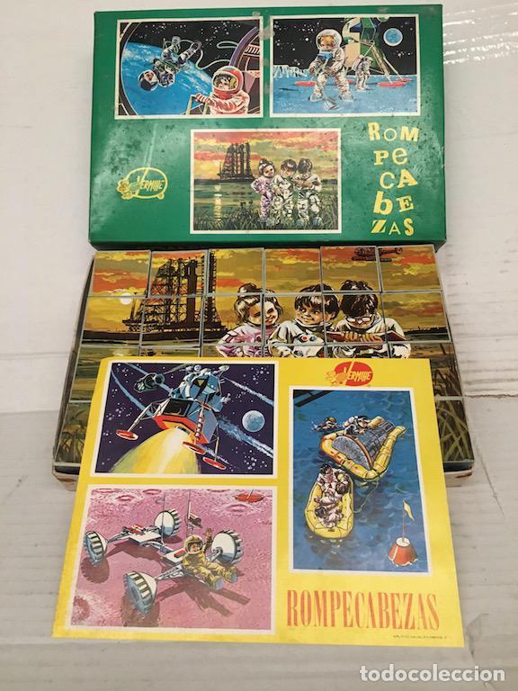Puzzles: ROMPECABEZAS DE VERMIHE AÑOS 70 - Foto 2 - 128721743