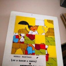 Puzzles: PUZZLE AÑOS 70/80 ANDREFER S A MODELO REGISTRADO MARCO Y MONO AMEDIO DIFICIL DE ENCONTRAR. Lote 128790431
