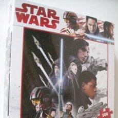 Puzzles: STAR WARS - PUZZLE 500 PIEZAS - CORREOS/EDUCA. Lote 129296987