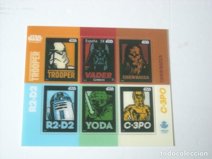 Puzzles: STAR WARS - Puzzle 500 piezas - Correos/Educa - Foto 3 - 129296987
