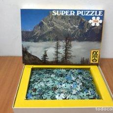 Puzzles: ANTIGUO PUZZLE SÚPER PUZZLE. Lote 130227290