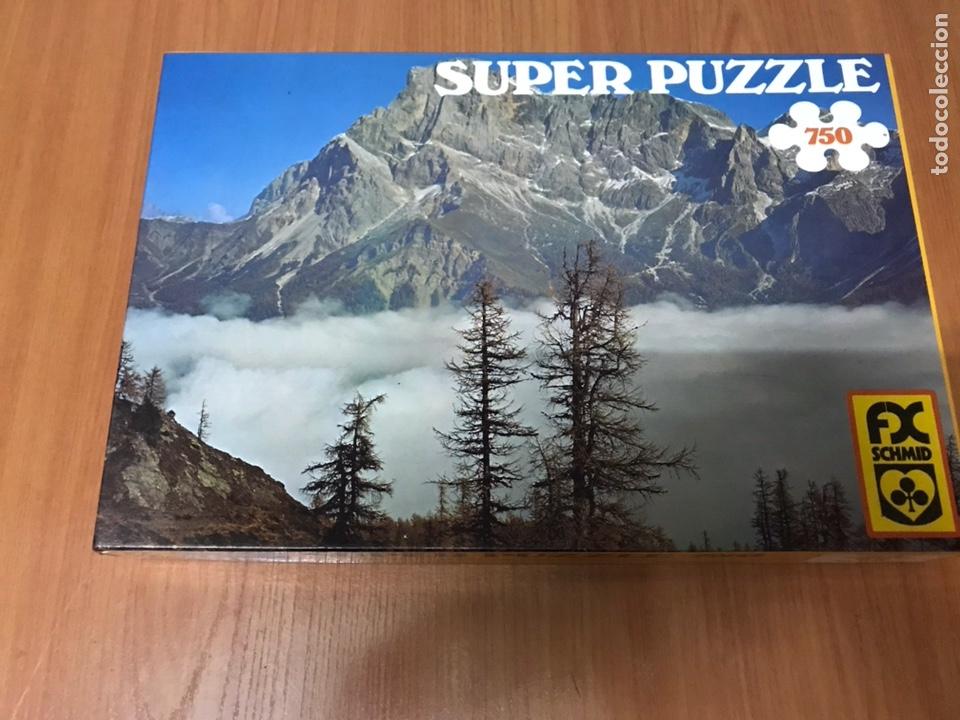Puzzles: Antiguo puzzle súper puzzle - Foto 2 - 130227290