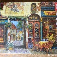 Puzzles: PUZLE LA PALETTE NOTRE DAMME, VIKTOR SHVAIKO 1000 PIEZAS EDUCA NUEVO. Lote 130521002