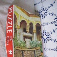 Puzzles: PUZZLE DE 500 PIEZAS. Lote 131237771