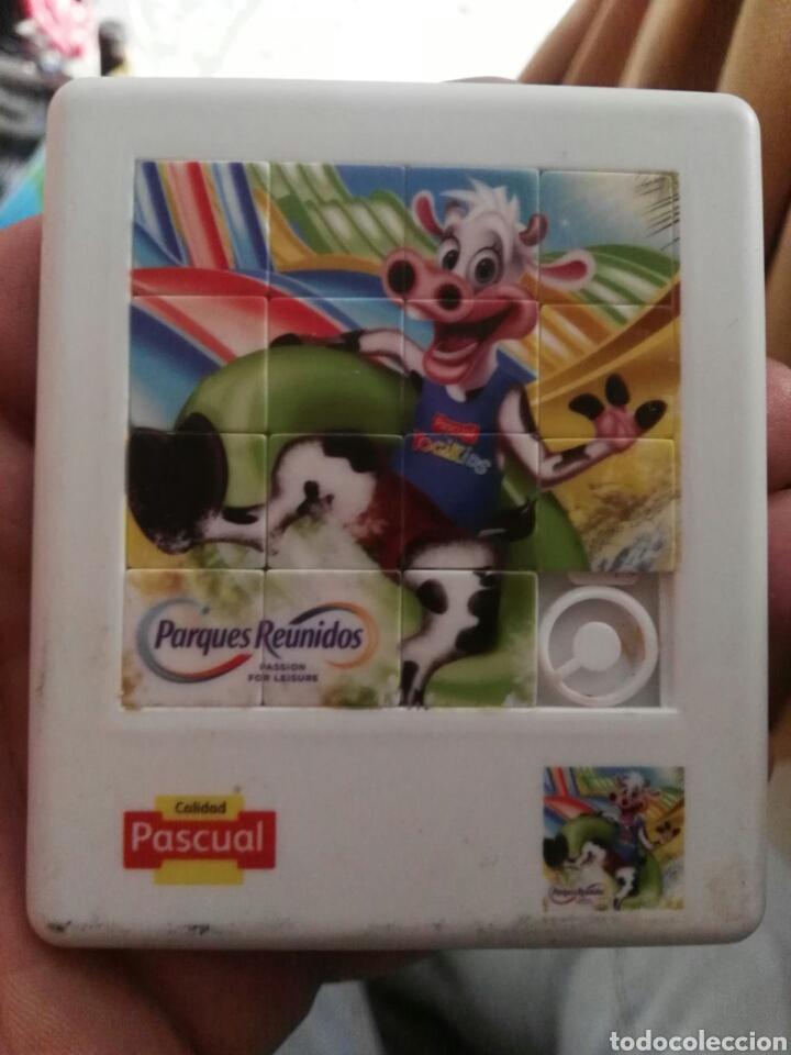 PUZZLE LECHE PASCUAL (Juguetes - Juegos - Puzles)