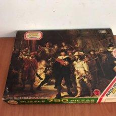 Puzzles: LOTE DE PUZZLE ANTIGUOS VER FOTOS. Lote 132261470