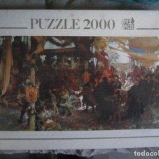Puzzles: PUZZLE 2000 EDUCA CORTEJO DEL BAUTIZO DEL PRINCIPE JUAN DE SEVILLA DE PADILLA. Lote 133429134