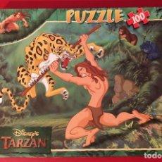 Puzzles: PUZZLE TARZAN 100 PIEZAS DISNEY EDUCA. Lote 134441510
