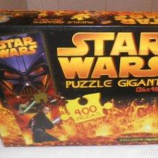 Puzzles: PUZZLE STAR WARS 400 PIEZAS EXCLUSIVO CAPRABO. Lote 134446542