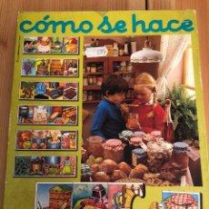 Puzzles: JUEGO ANTIGUO COMO SE HACE? PUZZLE EDUCA 1983,FEBER,CEFA,MATTEL,BORRAS,JUEGO DE MESA,RAVENSBURGUER. Lote 134955003