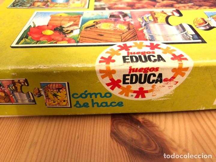 Puzzles: Juego antiguo Como se hace? Puzzle educa 1983,Feber,cefa,mattel,borras,juego de mesa,ravensburguer - Foto 4 - 134955003