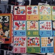 Puzzles: PUZZLE EDUCA, WALT DISNEY. Lote 135355301