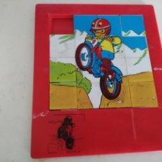 Puzzles: PUZLE - MOTORISTA - . Lote 136366698