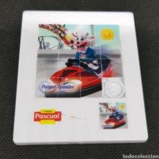 Puzzles: PEQUEÑO PUZZLE DE FICHAS - PASCUAL - CAR118. Lote 137173952