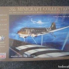 Puzzles: PUZZLE 1000 JIGSAW MINICRAFT COLLECTION C-47S DIA D 06/06/1944 JAPONES ESTILO. Lote 137230638
