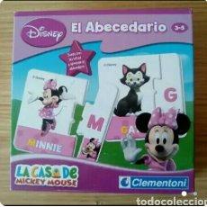 Puzzles: JUEGO EDUCATIVO EL ABECEDARIO. Lote 137387262