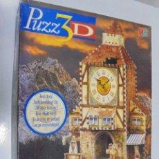 Puzzles: PUZZ 3D. 404 PIEZAS. RELOJ BAVARO. DIFICULTAD MEDIA. JUEGOS MB. Lote 150957906