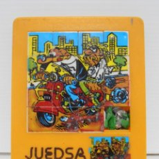Puzzles: LABERINTO DE BOLSILLO, MINI PUZZLE, JUEDSA, MORTADELO Y FILEMON. Lote 139938970