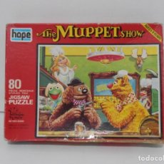 Puzzles: PUZZLE, THE MUPPET SHOW II, JICSAW, 50 PIEZAS, HOPE, MADE IN ENGLAND. Lote 140229286