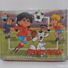 Puzzles: PUZZLE ROMPECABEZAS, SPORT BILLY, DALMAU CARLES PLA, MADE IN SPAIN. Lote 140237954