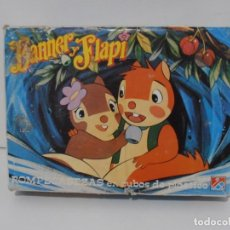 Puzzles: PUZZLE ROMPECABEZAS, BANNER Y FLAPI, DALMAU CARLES PLA, MADE IN SPAIN. Lote 140238070