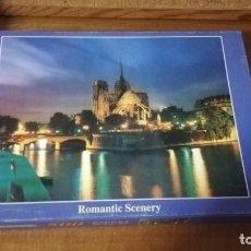 Puzzles: PUZZLE EDUCA 500 PIEZAS, ROMANTIC SCENARY. Lote 140462834