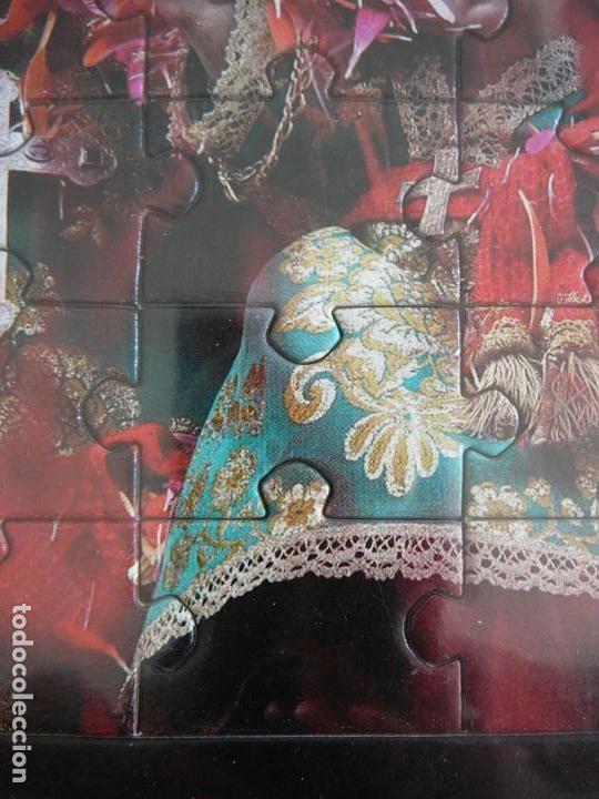 Puzzles: Puzzle Virgen de La Fuensanta. La Morenica. Patrona de Murcia. Periódico La Verdad. - Foto 3 - 141625250