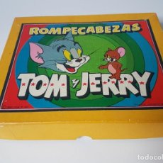 Puzzles: ROMPECABEZAS TOM Y JERRY ( 1959 ) INCOMPLETO. Lote 141668534