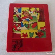 Puzzles: ROMPECABEZAS O PUZZLE CAPERUCITA ROJA. Lote 141949426