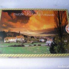 Puzzles: PUZZLE 1500 PIEZAS EDUCA - COMO NUEVO. Lote 142203502