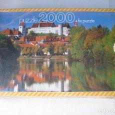 Puzzles: PUZZLE 2000 PIEZAS EDUCA CASTILLO DE FUSSEN ALEMANIA REF: 7949 - NUEVO. Lote 142204922