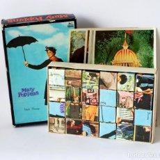 Puzzles: ANTIGUO ROMPECABEZAS PUZZLE DE MARY POPPINS, WALT DISNEY. ORIGINAL 1964 . EDIGRAF, BARCELONA.. Lote 142381450