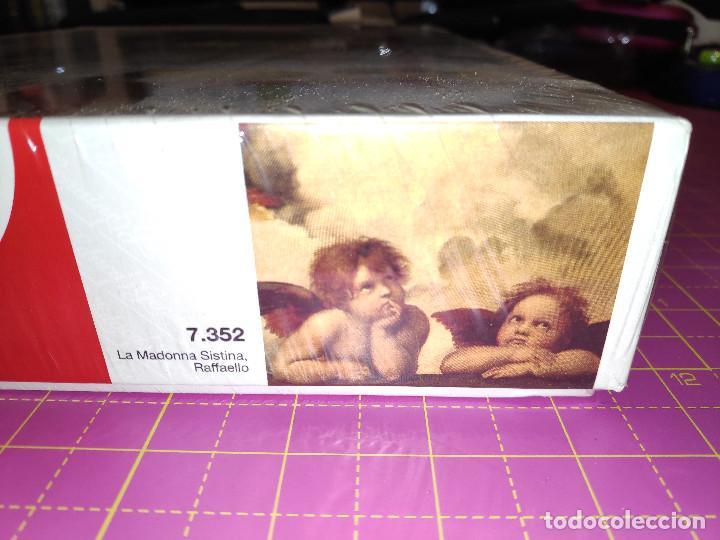 Puzzles: Puzzle La Madonna Sistina - Raffaello - 1000 piezas - Educa - Nuevo y precintado - Referencia 7352 - Foto 3 - 142519374