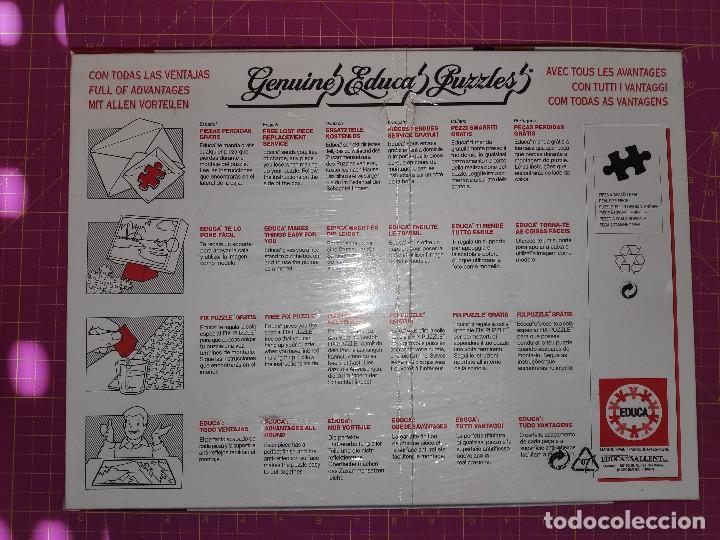Puzzles: Puzzle La Madonna Sistina - Raffaello - 1000 piezas - Educa - Nuevo y precintado - Referencia 7352 - Foto 5 - 142519374