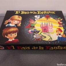 Puzzles: EL PAÍS DE LA FANTASÍA - ROMPECABEZAS . COMO NUEVO . AÑOS 60 / 70. Lote 143651502