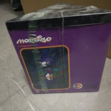 Puzzles: MORDILLO 500 PIEZAS-HEYE, NUEVO PRECINTADO. Lote 144057121