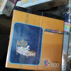 Puzzles: MORDILLO 500 PIEZAS-HEYE, NUEVO PRECINTADO. Lote 144057361
