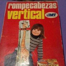 Puzzles: ROMPECABEZAS VERTICAL - EDICIONES JMT - AÑOS 70 - REF. 4102. Lote 144062974