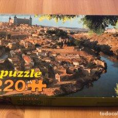 Puzzles: PUZZLE TOLERO 220 PIEZAS EDUCA 81. Lote 144166277
