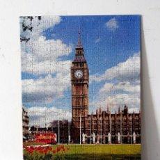 Puzzles: PUZZLE EDUCA RAVENSBURG, SABADELL. OTTO MAIER VERDAG ORIGINAL, AÑO 1975. LONDRES BIG BEN PARLAMENTO. Lote 145146154
