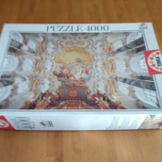 Puzzles: PUZZLE LA WIESKIRCHE. 4000 PIEZAS. Lote 145964038