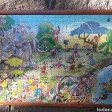 Puzzles: ANTIGUO PUZZLE ENMARCADO 1.000 PIEZAS #DESCATALOGADO#. Lote 146200058