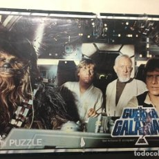 Puzzles: ANTIGUO PUZZLE STAR WARS COMPLETO. Lote 147227314