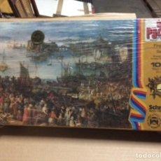 Puzzles: PUZZLE VINTAGE, BRUEGHEL1000 PIEZAS . Lote 147419886