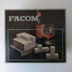 Puzzles: PUZZLE 3D FACOM DE TENYO 1970 MUY RARO. Lote 147465986
