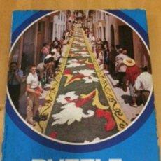 Puzzles: PUZZLE REDONDO VINTAGE, SITGES. Lote 147483146