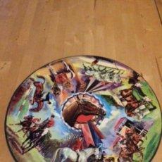 Puzzles: JIGSAW PUZZLE REDONDO VINTAGE, HORSES. Lote 147489214