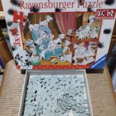 Puzzles: PUZZLE - 101 DALMATIANS - DALMATAS - DISNEY.. Lote 147500394